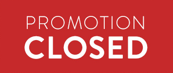 Promotion Closed