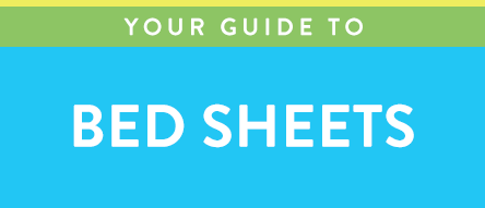 Our guide to Bed Sheets